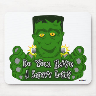 Do You Have A Screw Lose? Mouse Pad