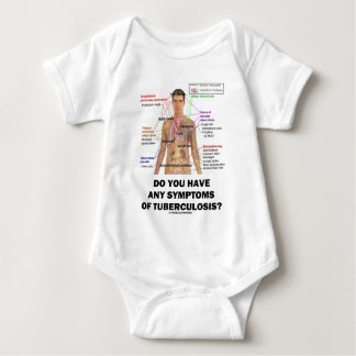 Do You Have Any Symptoms Of Tuberculosis? T-shirt
