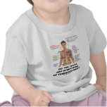 Do You Have Any Symptoms Of Tuberculosis? T-shirts