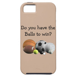 Do you have the Balls to win? iPhone SE/5/5s Case