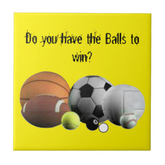 Do you have the Balls to win? Tile