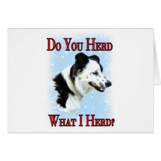Do you Herd? Card