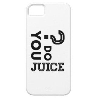 Do you Juice? iPhone SE/5/5s Case