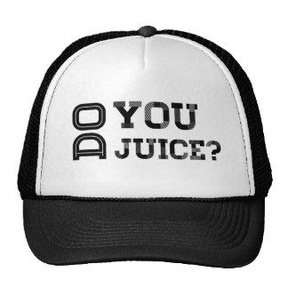 Do You Juice? Mesh Hat