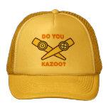 Do You Kazoo? Hats