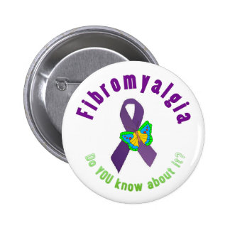 Do You Know? 2 Inch Round Button