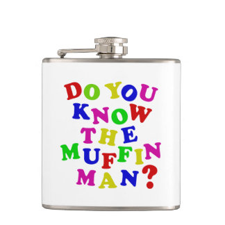 Do you know the Muffin Man? Flask