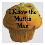 Do You know the Muffin Man? Print