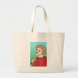 Do you Like Butter Buttercup Canvas Bag