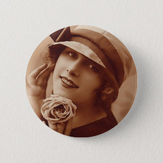 Do You Like My Hat Pinback Button