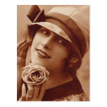 Do You Like My Hat Postcard