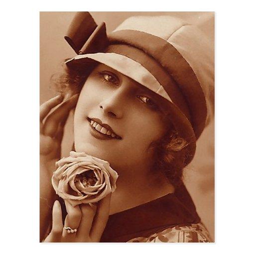 Do You Like My Hat Postcards