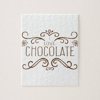 Do you love Chocolate ? Jigsaw Puzzle