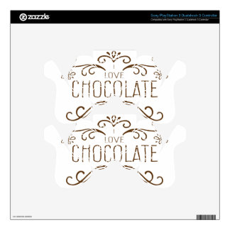Do you love Chocolate ? PS3 Controller Decals