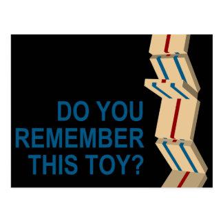 do you remember jacob's ladder postcard