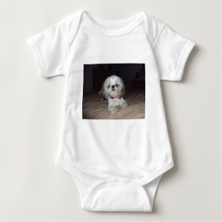 Do you Shitzu? Baby Bodysuit
