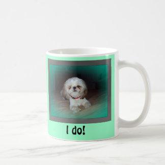 Do you Shitzu? Coffee Mug