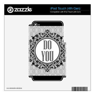 Do you decals for iPod touch 4G