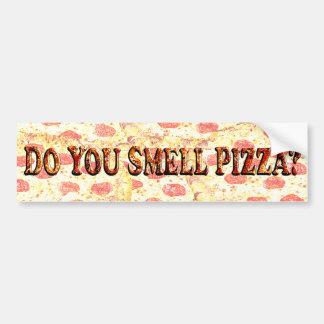 Do You Smell PIZZA2 - Bumper Sticker