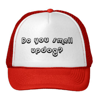 Do You Smell Updog Mesh Hats