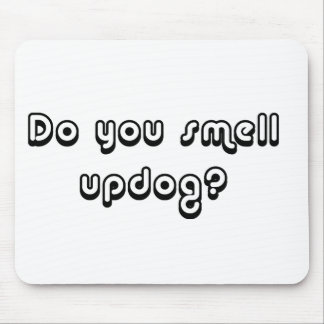 Do You Smell Updog? Mouse Pad