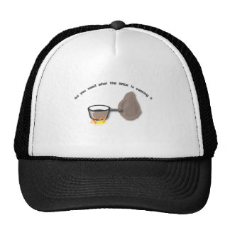 do you smell what the rock trucker hat