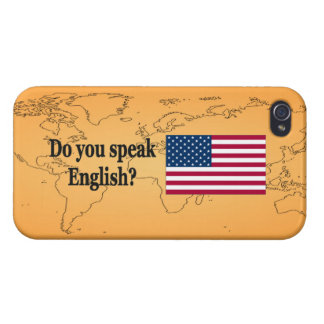 Do you speak English? in English. Flag bf Cases For iPhone 4