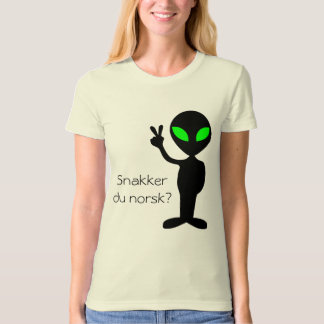 Do you speak Norwegian? T-Shirt