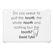 Do you swear? iPad mini covers