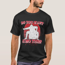 Do You Want Sumo This Funny Wrestling Gift T-Shirt