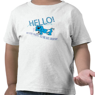 DO YOU WANT TO BE MY FRIEND KIDS' T-SHIRT