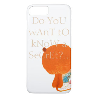 Do you want to know a secret?.. iPhone 7 plus case