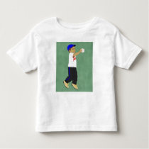 Do You Want to Play Ball Toddler T-Shirt