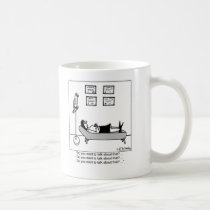 Do You Want To Talk About That? Coffee Mug