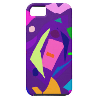 Do Your Best as a Human Being Purple Daylight iPhone SE/5/5s Case