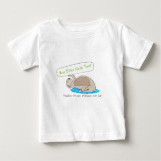Do Your Part to Find a Cure! Baby T-Shirt