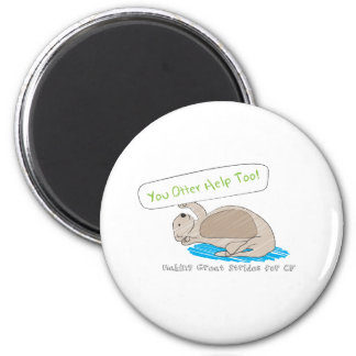 Do Your Part to Find a Cure! Magnet