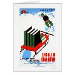 Do Your Reading Snow 1938 WPA Card