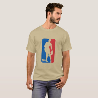 DOA Basket Ball Player T-Shirt