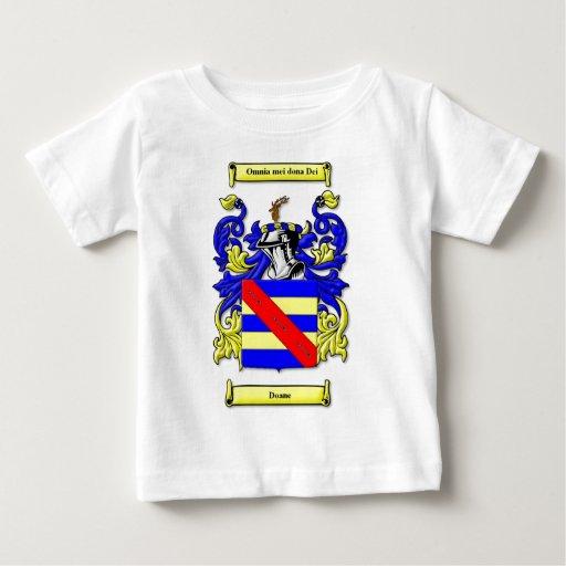 Doane Coat of Arms Baby T-Shirt