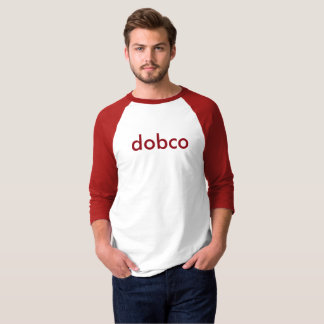 DOB Clothing Co. 3/4 Sleeve Raglan T-Shirt