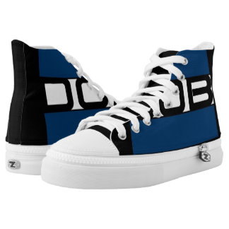 DOB Clothing Co. Zipz High Top Shoes