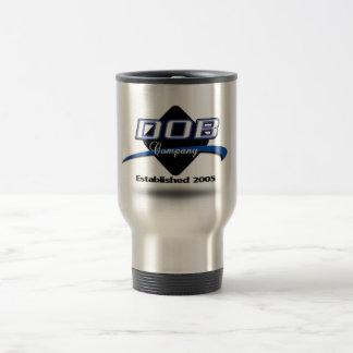 DOB Clothing Company Coffee Mug