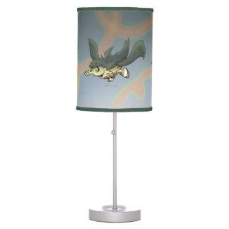 DOB CUTE ALIEN MONSTER TABLE LAMP