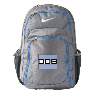 DOB Outerwear Nike Performance BackPack (Blu/Sil)