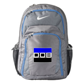 DOB Outerwear Nike Performance BackPack (Blue/Sil)