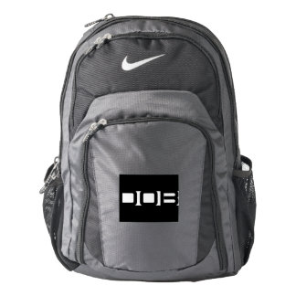 DOB Outerwear Nike Performance BackPack (Gry/Blk)