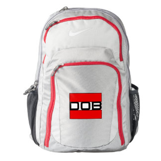 DOB Outerwear Nike Performance BackPack (Red/Sil)
