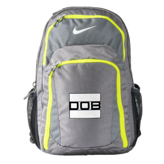 DOB Outerwear Nike Performance BackPack (Yel/Sil)