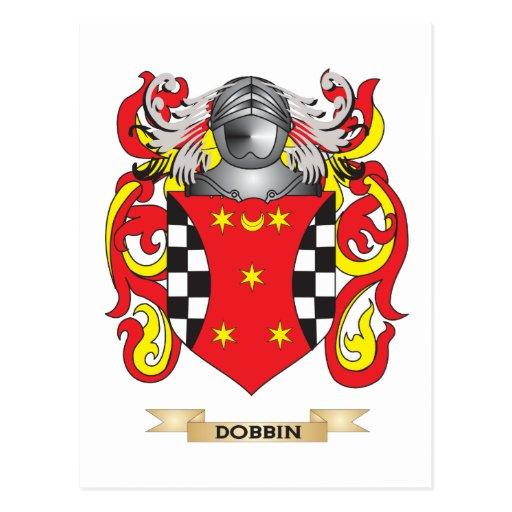 Dobbin Coat of Arms Postcards